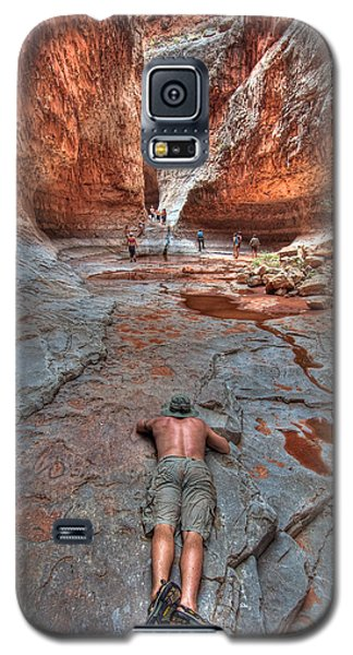 Grotto Stretch Galaxy S5 Case