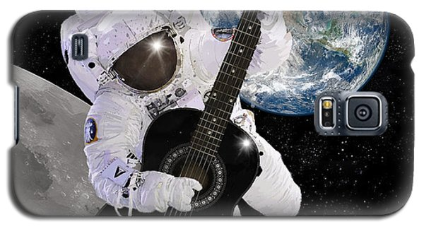 Ground Control To Major Tom Galaxy S5 Case by Nikki Marie Smith