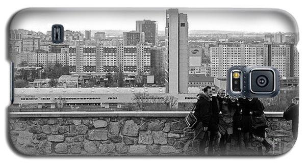 Group Shot Galaxy S5 Case by David Warrington