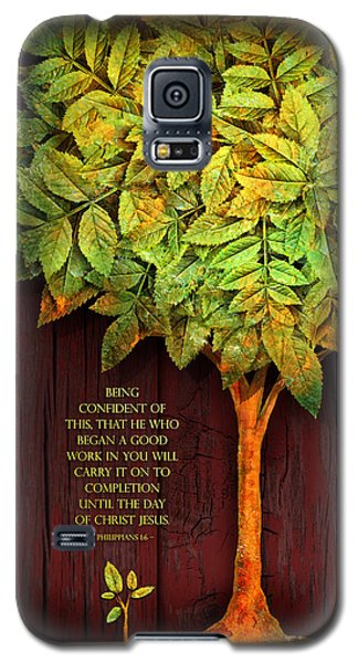 Growing Confidence Galaxy S5 Case