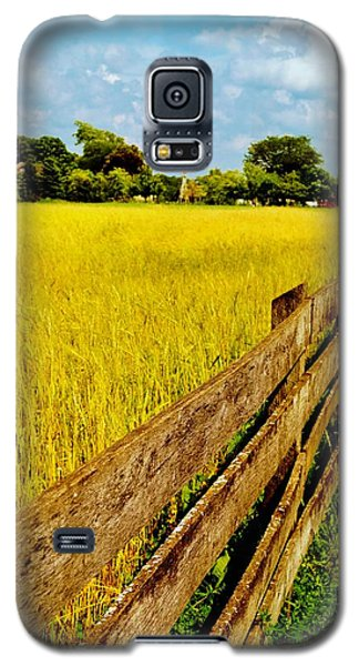 Growing History Galaxy S5 Case