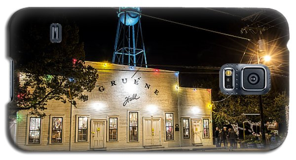 Gruene Hall Galaxy S5 Case by Andy Crawford