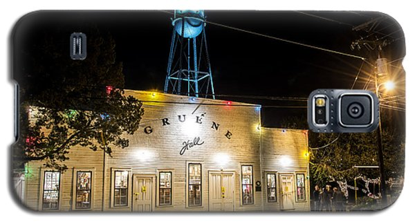 Gruene Hall Galaxy S5 Case