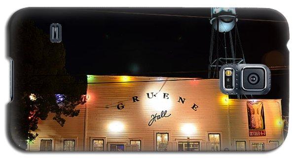 Gruene Hall Galaxy S5 Case