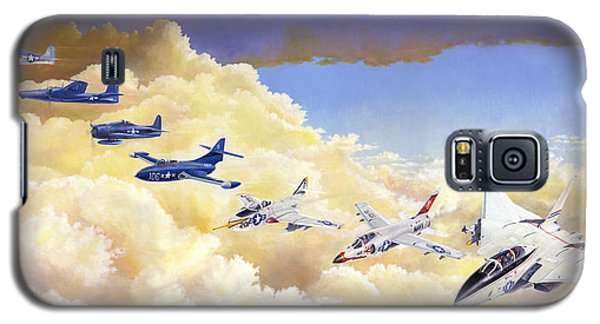 Grumman Cats Fantasy Formation Galaxy S5 Case
