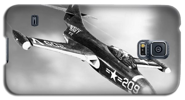 Grumman F9f Panther Galaxy S5 Case