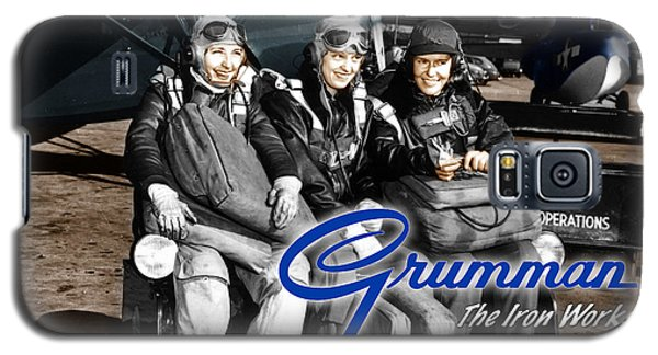 Grumman Test Pilots Galaxy S5 Case