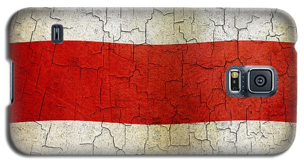 Grunge Costa Rica Flag Galaxy S5 Case