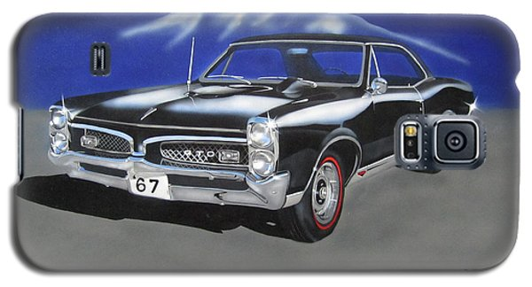 Galaxy S5 Case featuring the painting Gto 1967 by Thomas J Herring