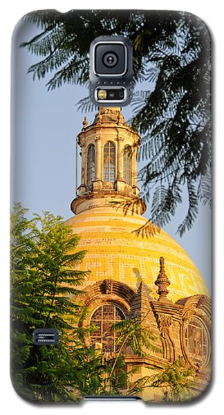 The Grand Cathedral Of Guadalajara, Mexico - By Travel Photographer David Perry Lawrence Galaxy S5 Case by David Perry Lawrence