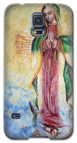 Guadalupana Galaxy S5 Case