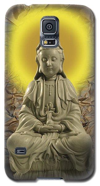 Guan Yin Galaxy S5 Case