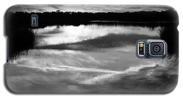 Guana Beach Reflections Galaxy S5 Case