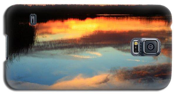 Guana River Sunset Galaxy S5 Case