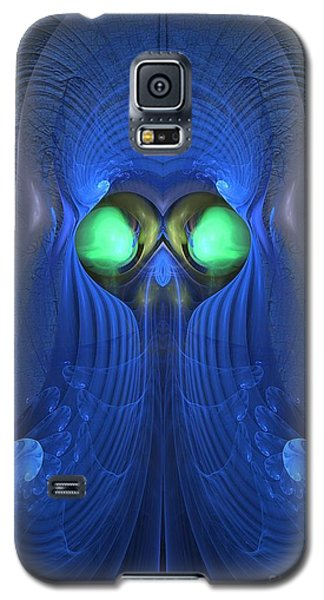 Guardian Of Souls Galaxy S5 Case