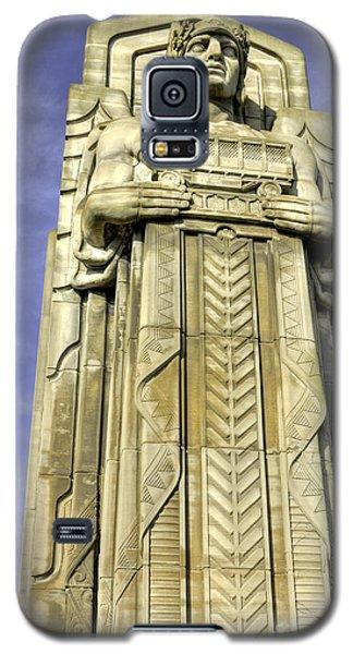 Guardian Of Traffic - 5 Galaxy S5 Case