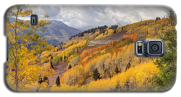 Guardsman Pass Aspen - Big Cottonwood Canyon - Utah Galaxy S5 Case