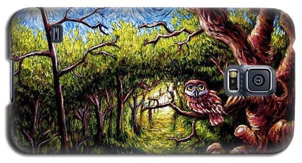 Guide Owl Galaxy S5 Case