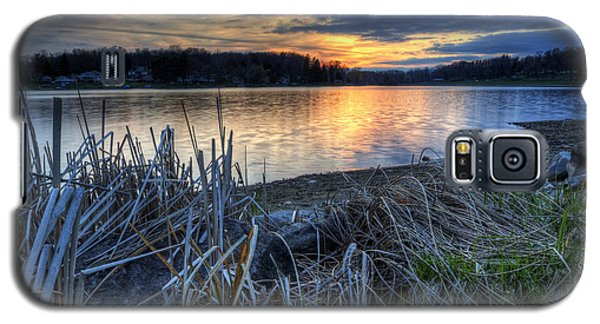Guilford Lake Sunset Ohio Galaxy S5 Case