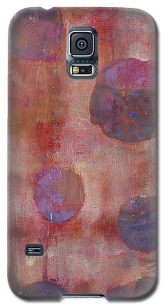 Galaxy S5 Case featuring the mixed media Guilty by Lisa Noneman