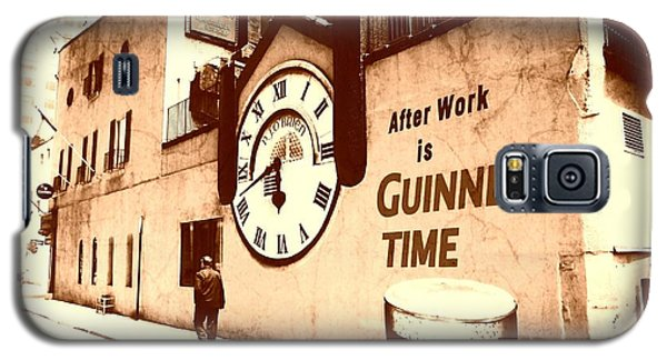 Guinness Time Galaxy S5 Case