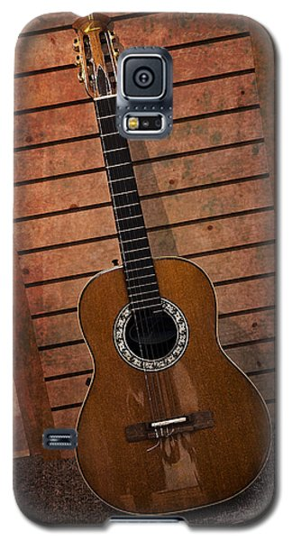 Galaxy S5 Case featuring the photograph Guitar Solo by Terri Harper