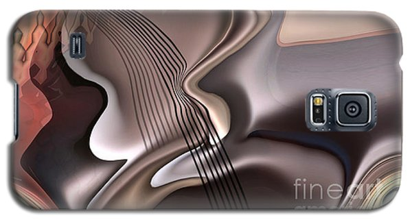 Rock And Roll Galaxy S5 Case - Guitar Sound by Christian Simonian