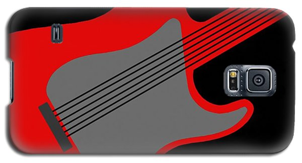 Guitarpop I Galaxy S5 Case by Andy Heavens