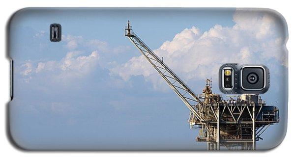 Gulf Oil Rig Galaxy S5 Case