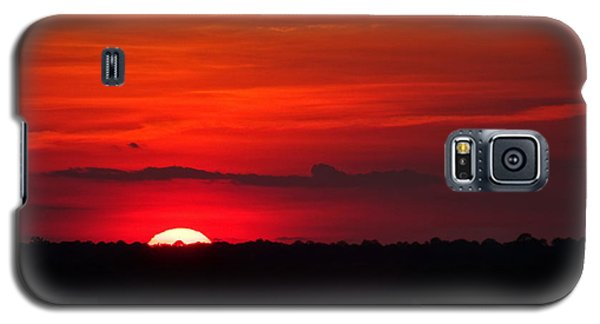 Gulf Shores Sunset Galaxy S5 Case