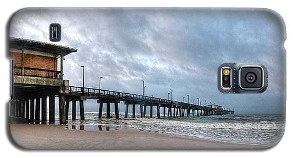 Gulf State Pier Galaxy S5 Case by Michael Thomas