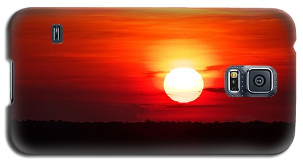 Gulf Sunset Galaxy S5 Case