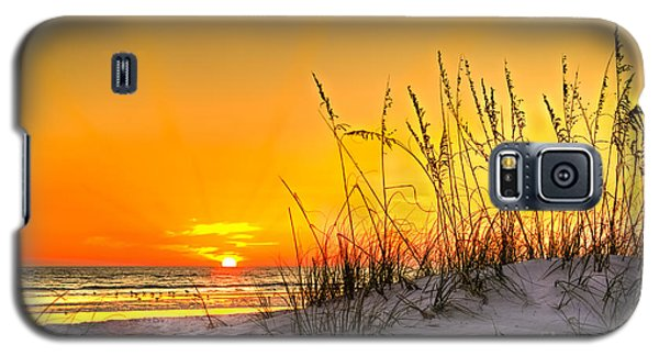 Gulf Sunset Galaxy S5 Case by Marvin Spates