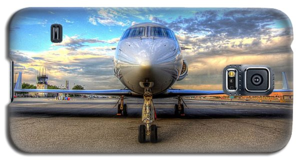Gulfstream Gx450 At Livermore Klvk With Virga Galaxy S5 Case
