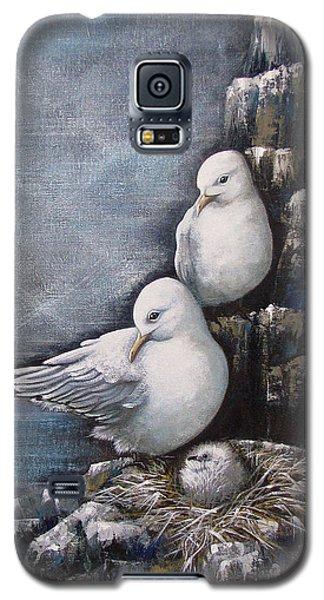 Gull Family Galaxy S5 Case