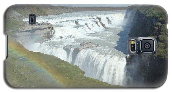 Gullfoss Waterfall Galaxy S5 Case