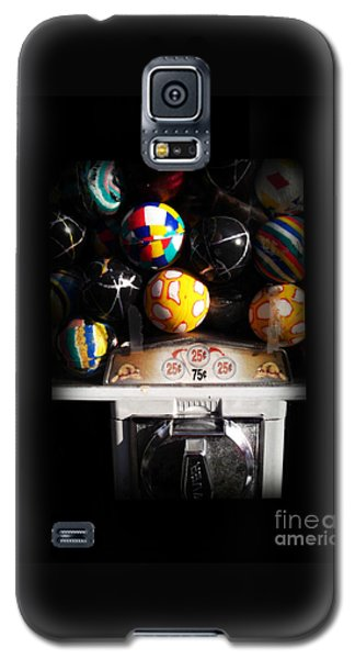 Series - Gumball Memories 1 - Iconic New York City Galaxy S5 Case by Miriam Danar