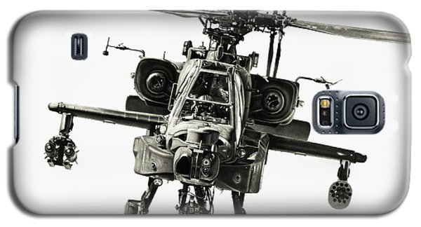 Helicopter Galaxy S5 Case - Gunship by Murray Jones