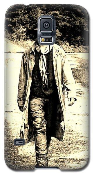 Gunslinger Galaxy S5 Case by B Wayne Mullins