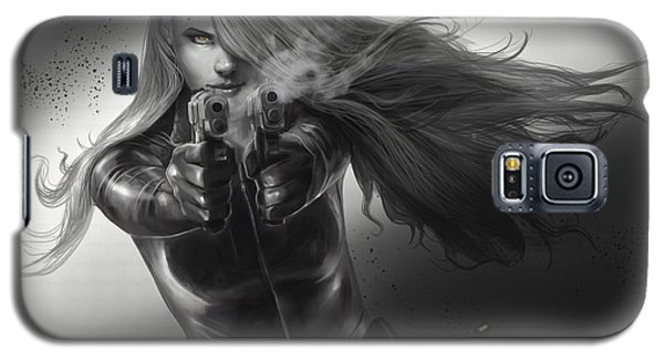 Gunslinger Galaxy S5 Case