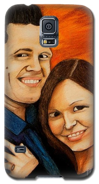 Guy And Bridget Galaxy S5 Case