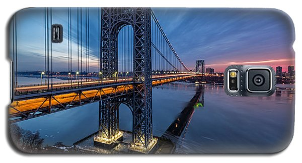 Gwb Sunrise Galaxy S5 Case