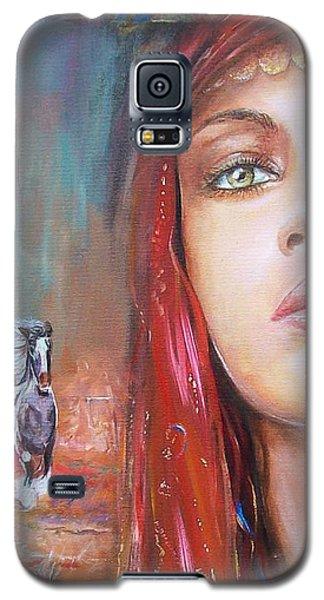 Gypsy Beauty Galaxy S5 Case