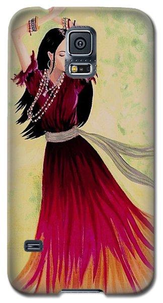 Gypsy Dancer Galaxy S5 Case by Sophia Schmierer