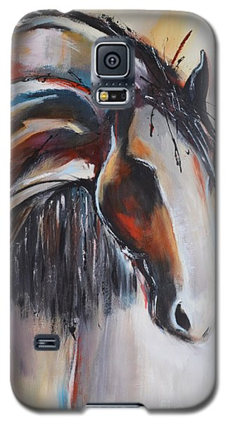Gypsy II Galaxy S5 Case by Cher Devereaux