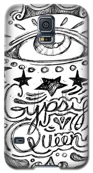 Gypsy Queen  Galaxy S5 Case
