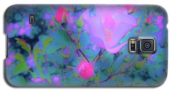 Gypsy Rose - Flora - Garden Galaxy S5 Case by Susan Carella