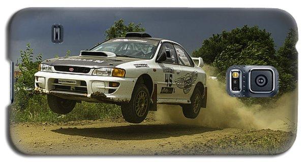 Gzb Rally Team In Flight Galaxy S5 Case
