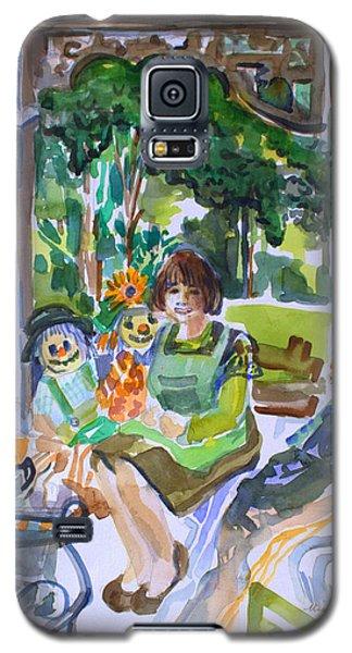 Ha Penny Lady Galaxy S5 Case