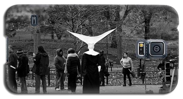 Habit In Central Park Galaxy S5 Case
